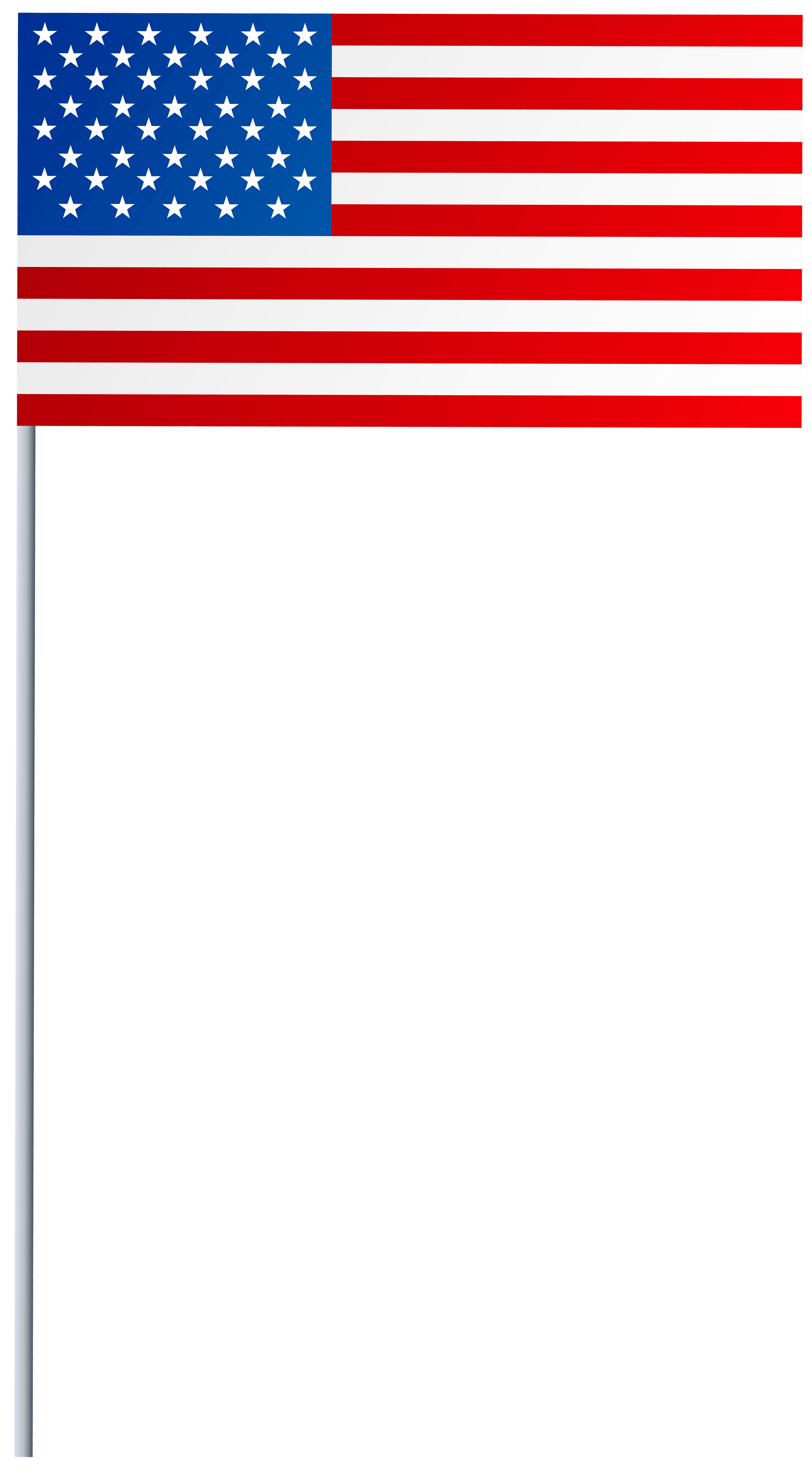 American Flag Clipart Png : american, clipart, Clipart, Image, Gallery, Yopriceville, High-Quality, Images, Transparent