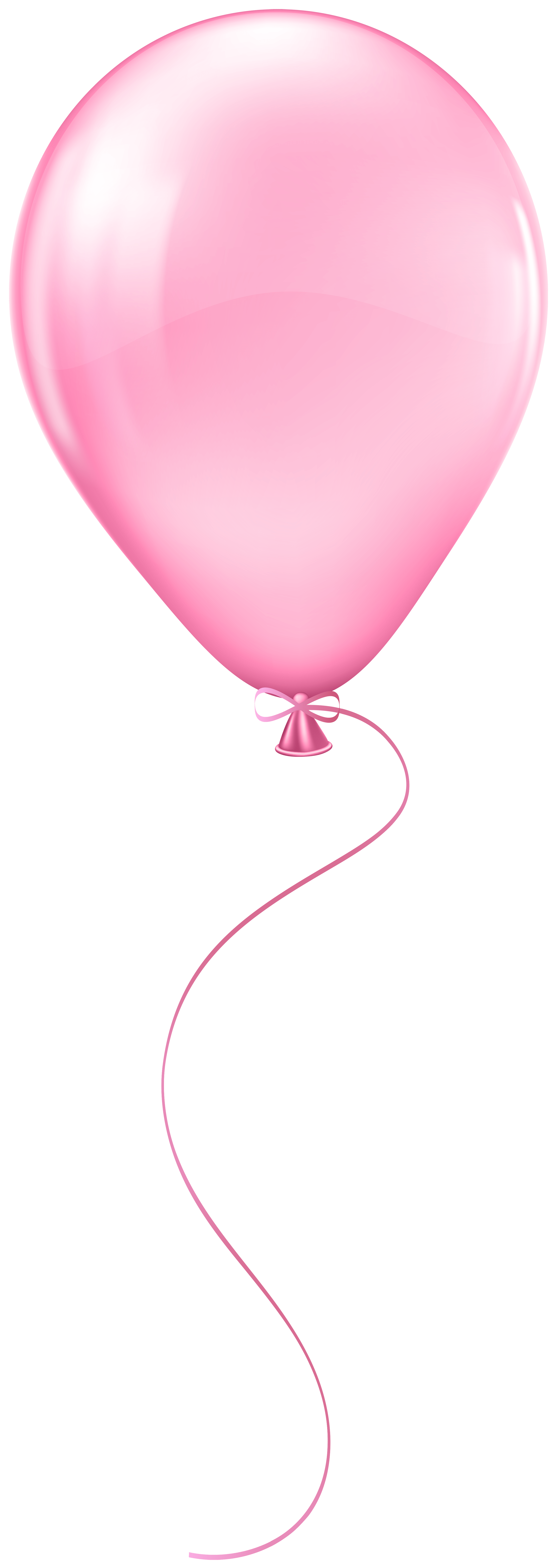 Pink Balloon Png : balloon, Balloon, Clipart, Gallery, Yopriceville, High-Quality, Images, Transparent