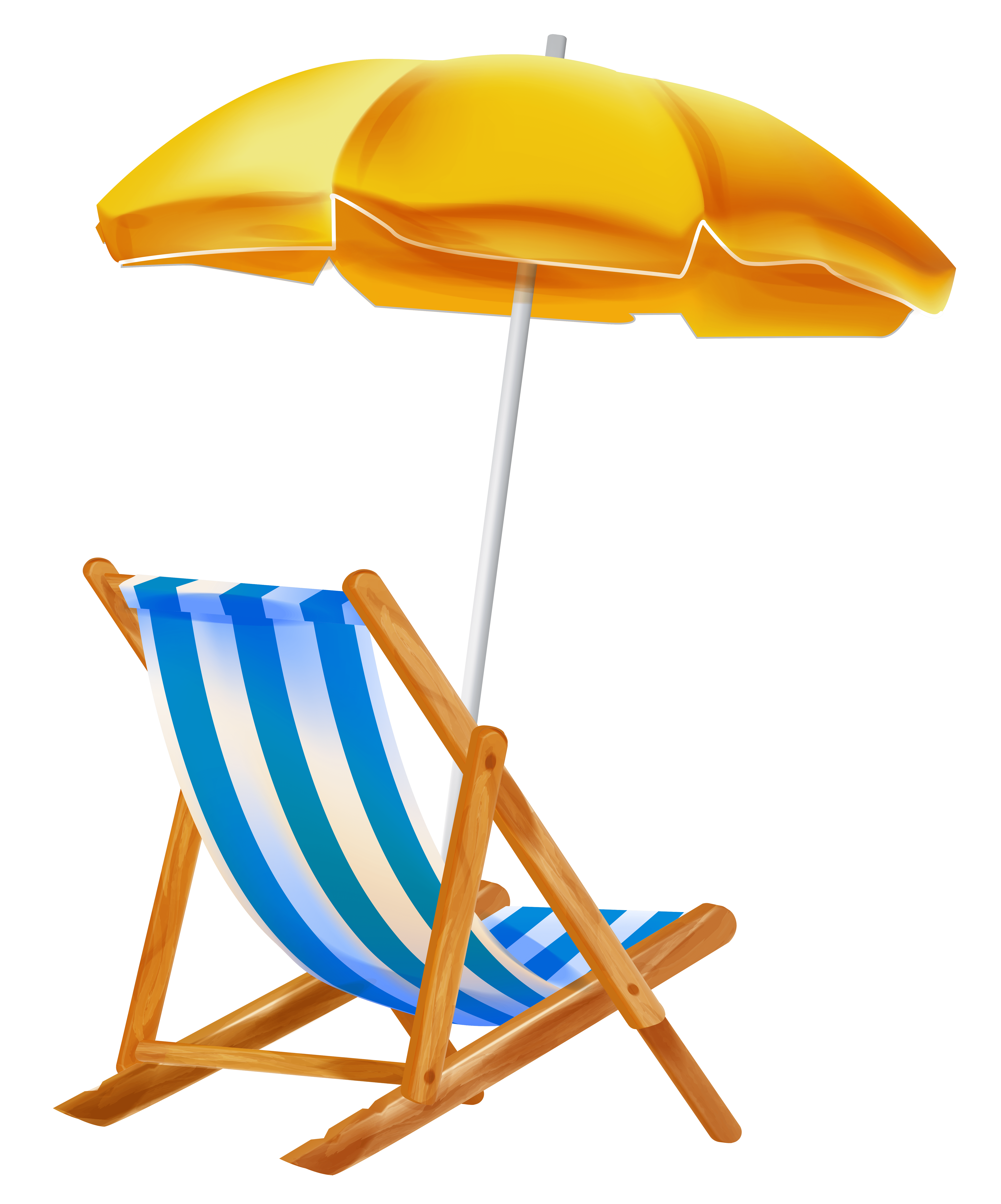 beach chair and umbrella clipart tell city chairs pattern 4548 with png clipar gallery