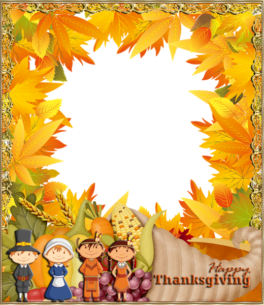 Design Love Fest Wallpaper Fall Happy Thanksgiving Png Photo Frame Gallery Yopriceville