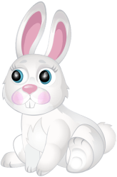 transparent bunny clip clipart rabbit cartoons yopriceville birthday happy webstockreview clipartlove