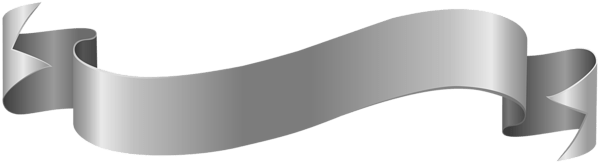 silver banner clip art