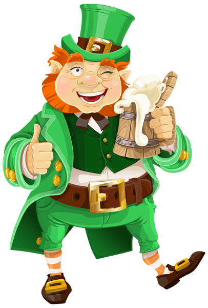 Image result for st patrick's day clip art transparent