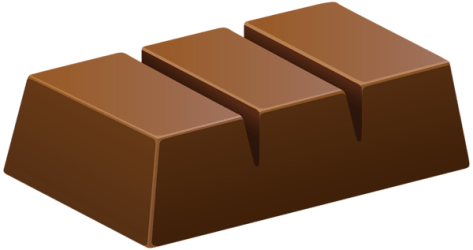 chocolate bar clipart clip transparent cliparts background library clipground yopriceville