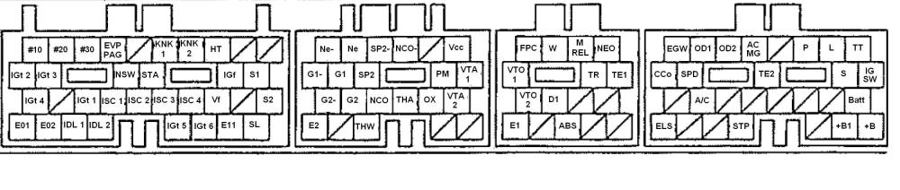 medium resolution of jz ecu pinout