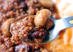 5-minute chilli