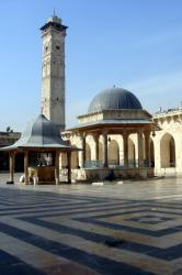 Aleppo's Great Mosque