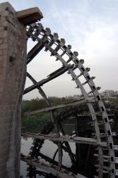 A Noria in Hama