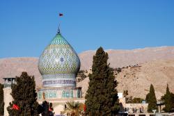 Mazar Ali ibn Hamzeh shrine