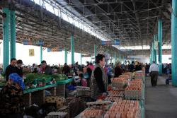 Uzbek Market