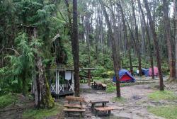 Tanah Rata Camping