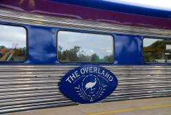 The Overland Train to Melbourne
