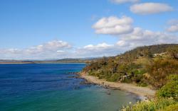 Tassie's eastern coastline, gorgeous!
