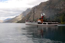 The TSS Earnslaw