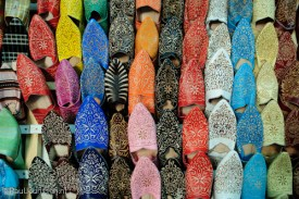 Shoes in Morocco