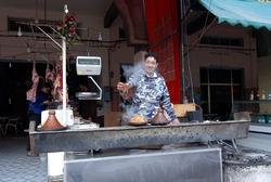 A tagine chef