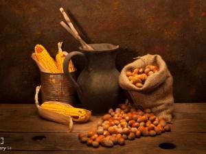Mos Merab Samii - Fallen Corn