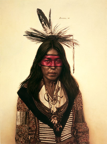 Native American Cheyenne Indian Tribe