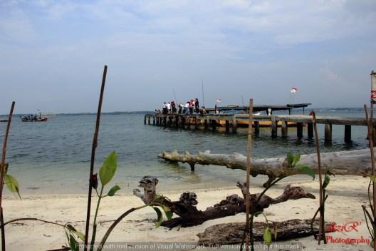 Dermaga Pulau Panjang Jepara