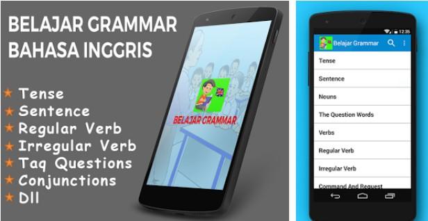 Aplikasi Belajar Bahasa Inggris Android