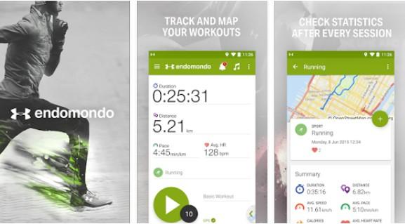aplikasi untuk menghitung jarak lari