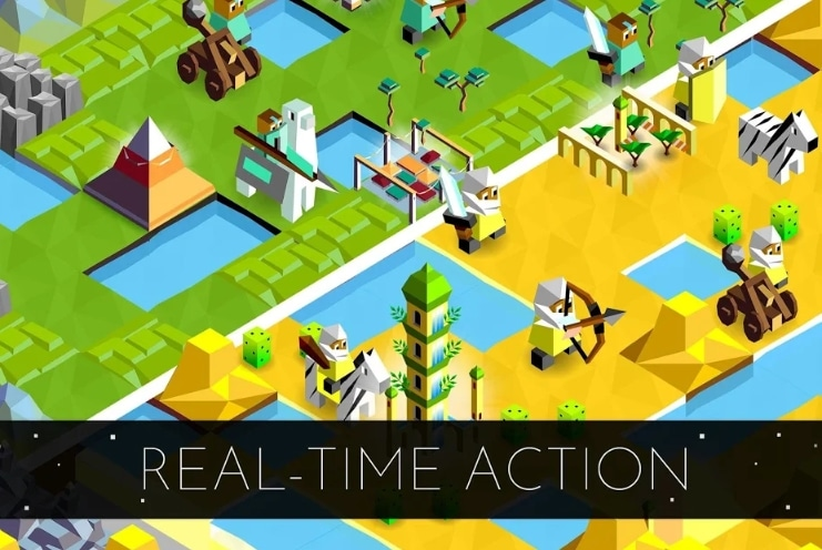 Game Membangun Rumah The Battle Polytopia