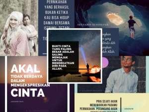 25 Gambar Kata Kata Cinta Islami Terbaru Yang Menyentuh Hati