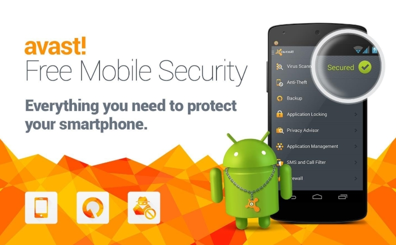 Avast Antivirus Gratis Untuk Android