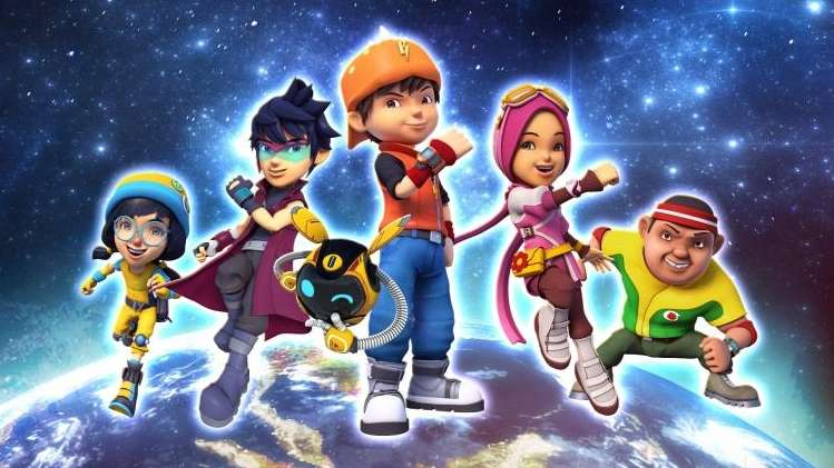 Game Boboiboy Mobile Android