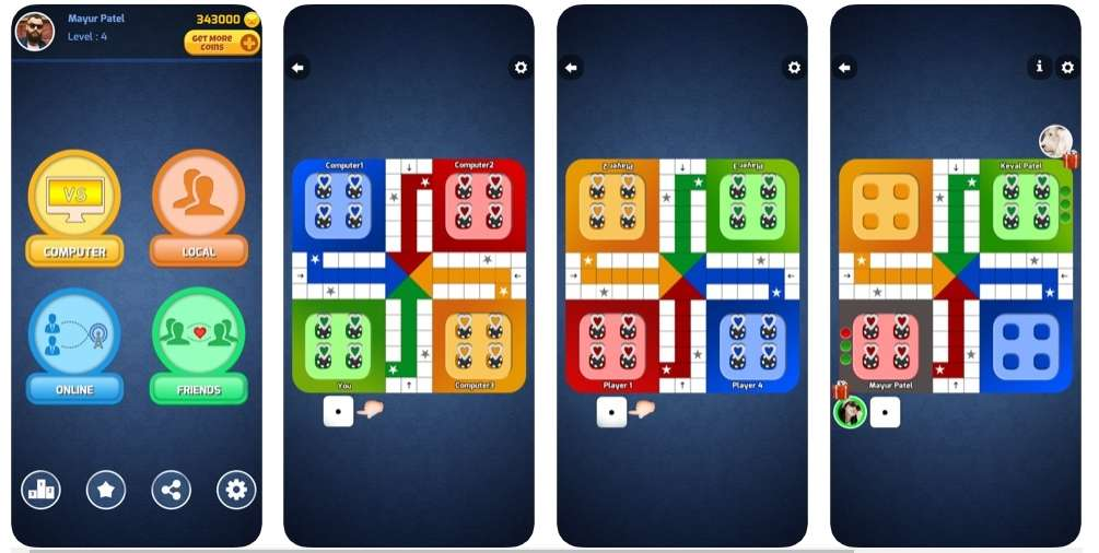 Ludo Game The Dice Games