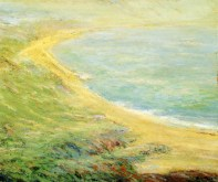 Bluff at Pourville, 1910