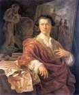 HERREYNS_Willem_Portrait_Of_Artist_A_C_Lens