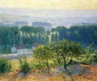 Late Afternoon Giverny, 1910