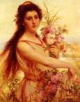 Ouderaa_PierreJan_van_der_Young_Beauty_Gathering_Flowers