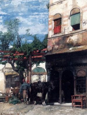 Pasini_Alberto_In_The_Courtyard