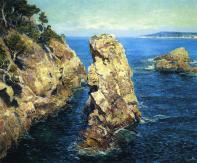 Point Lobos, 1918