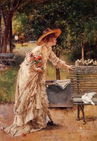 Stevens_Alfred_Afternoon_in_the_Park