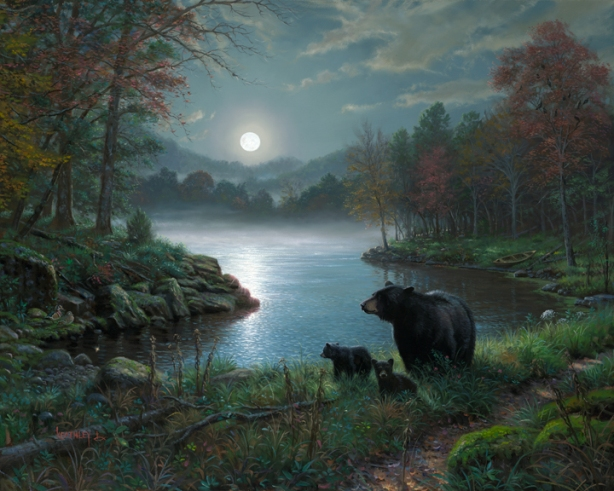 Thomas Kinkade Fall Wallpaper Gallery D May Featured Artists Mark Keathley