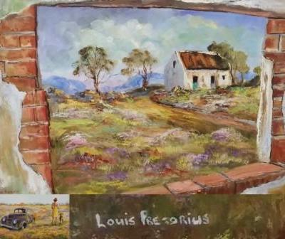 Louis Pretorius
