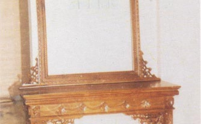 Tolet Unik Gallery Furniture Jepara