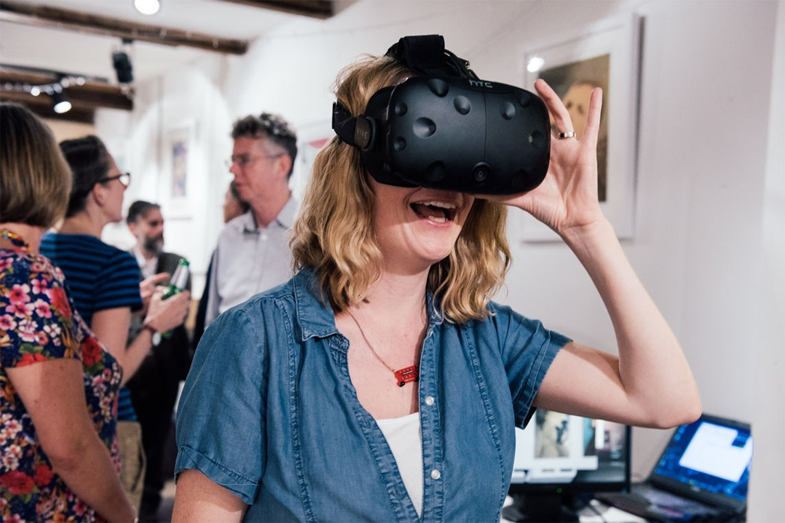 """The best VR experience I've had so far"" – Gallery Ghost impresses on launch"