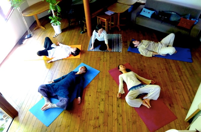 TRE Sessions and Intro Workshop (Tension / Trauma Release Exercise)