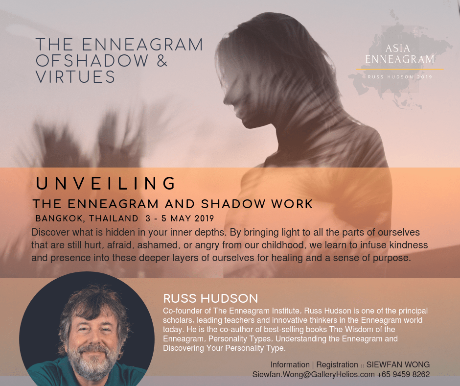 Unveiling | The Enneagram and Shadow Work with Russ Hudson