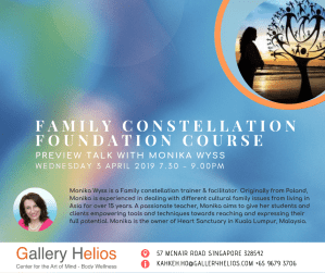 Family Constellation Preview 3 April 2019