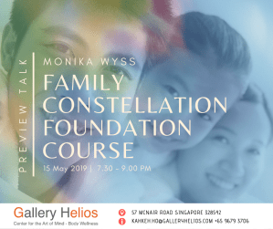 Family Constellation Foundation Course Preview Talk May 2019