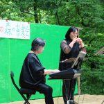 森の音楽会コカリナ