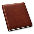 Personalized Leather Photo Albums  Gallery Leather