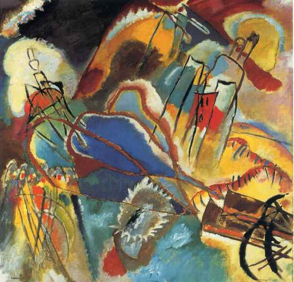 Kandinsky And Articles Famous Paintings