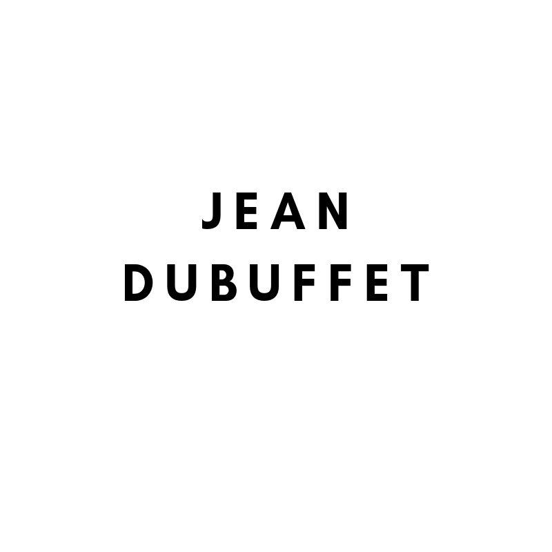 Künstler: Jean Dubuffet