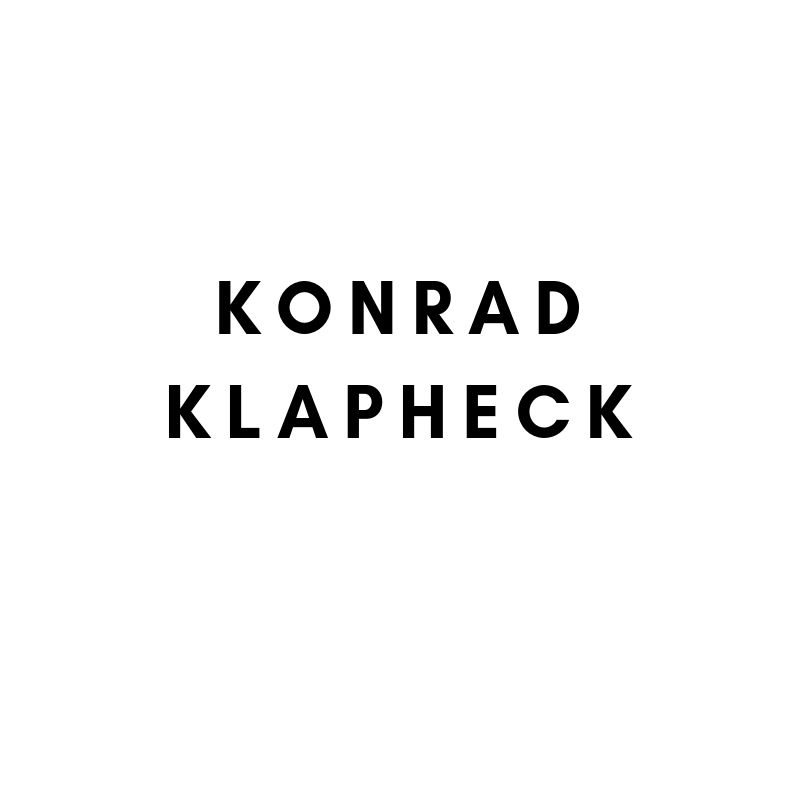 Künstler: Konrad Klapheck